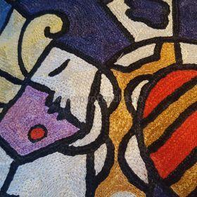 Pyntepute Abstrakt Hjerte detaljer
