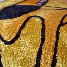 Pyntepute Abstrakt Gull detaljer